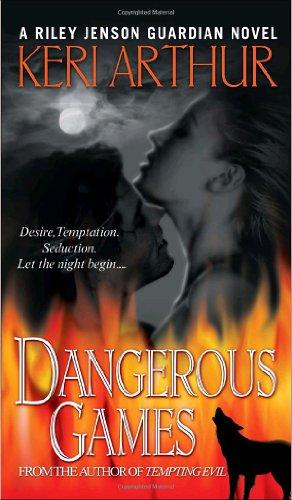 Image of Dangerous Games (Riley Jenson Guardian)