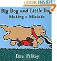 Big Dog and Little Dog Making a Mistake: Big Dog and Little Dog Board Books