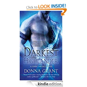 Darkest Highlander: A Dark Sword Novel Donna Grant