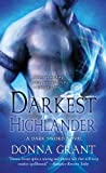 img - for Darkest Highlander: A Dark Sword Novel book / textbook / text book