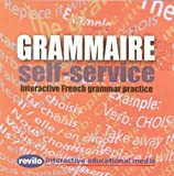 img - for Grammaire Self-Service: Interactive French Grammar Practice (Revilo Language Cards) book / textbook / text book