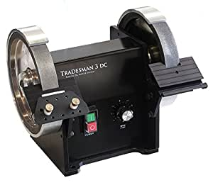 Tradesman Dc Variable Speed Bench Grinder Amazon Com