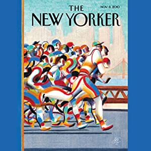 The New Yorker, November 8th 2010 (Hilton Als, Jennifer Kahn, Steven Shapin) | [Hilton Als, Jennifer Kahn, Steven Shapin]
