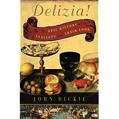 Delizia book cover