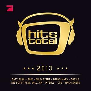 Hits Total 2013 Die Hits des Jahres