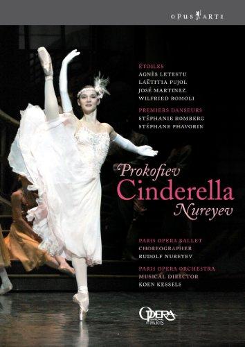 プロコフィエフ シンデレラ パリ・オペラ座バレエ団2008 [DVD] [Import]