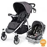 Summer Infant Spectra Travel System with Prodigy Infant Car Seat, Blaze