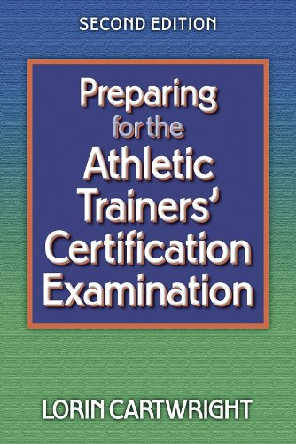 Preparing for the Athletic Trainers' Certification...