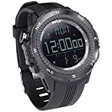 """Pyle Digital Multifunction Active Sports Watch (Black) """"Product Type: Gps Receivers & Accessories/Outdoor/Hiking Gps"""""""