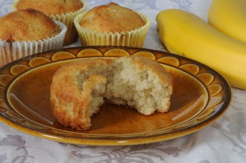 Banana Muffins/Bread Mix