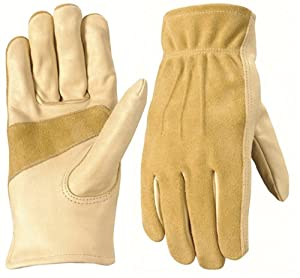 Overstock mens leather gloves - Alfa Img Showing Gt Women S Leather Work Gloves