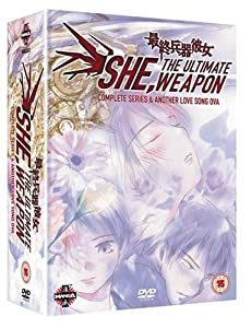 She- The Ultimate Weapon - Complete [UK Import]