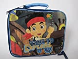 Disney Jake and the Neverland Pirates Lunch Kit Bag Box Time to Explore Never Land