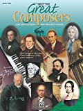 img - for Meet the Great Composers, Bk 2 (Learning Link) book / textbook / text book