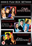Cruel Intentions/Cruel Intentions 2/Cruel Intentions 3 [DVD]