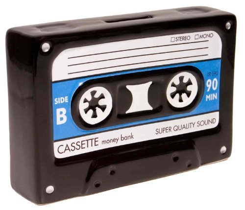 Money Bank Cassette Tape
