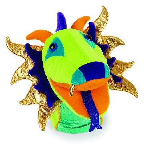 Dewey Dragon Hand Puppet