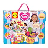 ALEX® Toys - Pretend & Play Sweetheart Cafe 791W