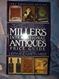 Millers' International Antiques Price Guide 1985 (0670805327) by Miller, Judith