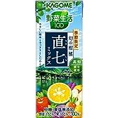 カゴメ 野菜生活100 直七ミックス 200ml×24本