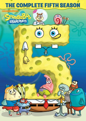 Spongebob Squarepants: Complete Fifth Season (Spongebob Dvd Season compare prices)