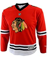 NHL Chicago Blackhawks Team Color Replica Jersey Youth
