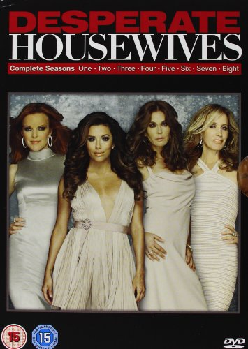 desperate housewives full seasons 1 8 dvd complete. Black Bedroom Furniture Sets. Home Design Ideas