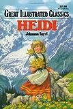 Heidi (Great Illustrated Classics)