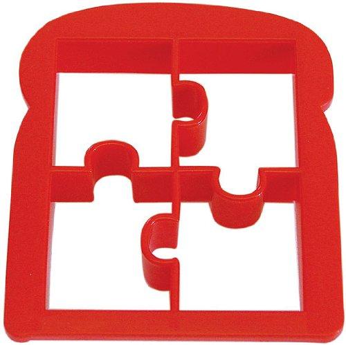 RM Sandwich Toast Bread Cutter - Puzzle Piece Shape
