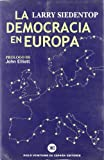 img - for Democracia en Europa (Spanish Edition) book / textbook / text book