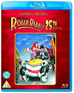 Who Framed Roger Rabbit [Blu-ray] [Region Free]