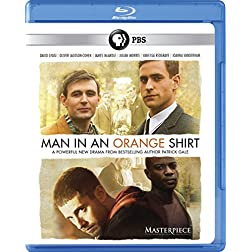 Masterpiece: Man in an Orange Shirt Blu-ray [Blu-ray]