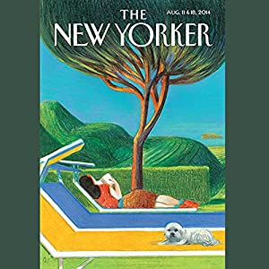 The New Yorker, August 11th & 18th 2014: Part 1 (David Remnick, Sasha Frere-Jones, Margaret Talbot) Periodical