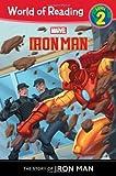 The Story of Iron Man (Level 2) (World of Reading Marvel - Level 2) by Disney Book Group, Macri, Thomas (2013) Paperback