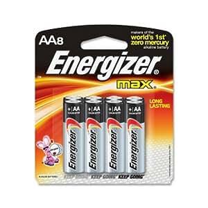 Energizer Premium Max Batteries AA (Per 8)