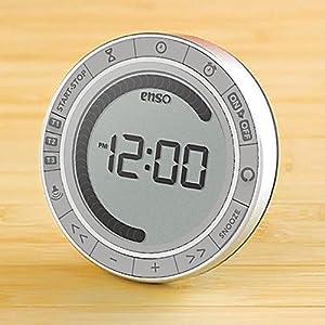 Pearl Salubrion Enso Clock Meditation Zen Timer