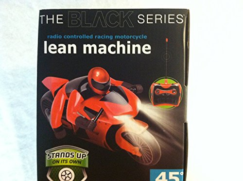 lean machine remote motorcycle