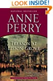 Treason at Lisson Grove: A Charlotte and Thomas Pitt Novel (Charlotte and Thomas Pitt Series Book 26)