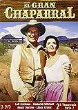 El Gran Chaparral. Segunda Temporada, Parte 1 [DVD]