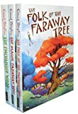 Enid Blyton The Magic Faraway Tree Collection 3 Books Set Pack (The Magic Faraway Tree, The Folk of the Faraway Tree, The Enchanted Wood) (Enid Blyton The Magic Faraway Tree)