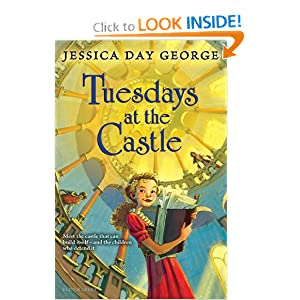 What My Kids Read Reviews Tuesdays at the Castle by Jessica Day George