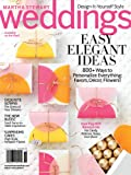 Magazine - Martha Stewart Weddings (1-year auto-renewal)