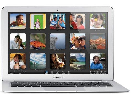 APPLE MacBook Air 1.8GHz Core i5/13.3/4GB/256GB MD232J/A