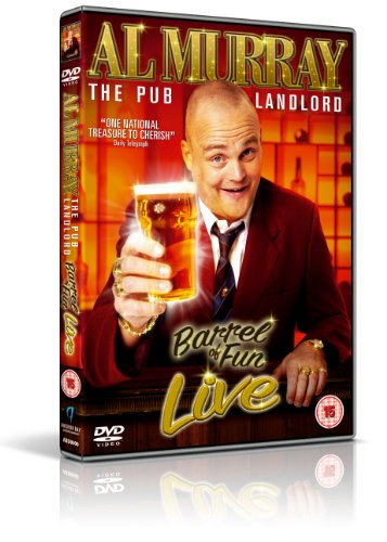 Al Murray - Barrel of Fun - Live [DVD]