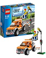 Lego City - 60054 - Jeu De Construction - Le Camion De Réparation