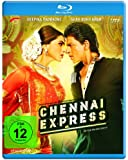 Chennai Express (Blu-Ray) [Import allemand]