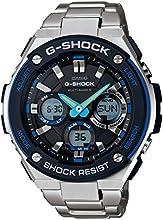 [カシオ]CASIO 腕時計 G-SHOCK G-STEELシリーズ 世界6局電波対応ソーラーウォッチ GST-W100D-1A2JF メンズ