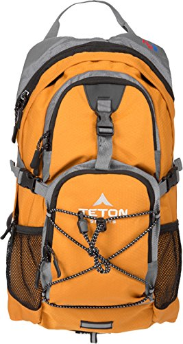 TETON Sports Oasis 2-Liter Hydration Backpack made our list of camping gifts couples will love and great gifts for couples who camp