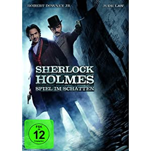 Sherlock Holmes - Spiel im Schatten für 4,99 €