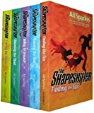 Ali Sparkes Ali Sparkes Shapeshifter Collection 5 Books Set Pack RRP : £ 29.95 (Finding the Fox, Running the Risk, Going to Ground, Dowsing the Dead, Stirring the Storm) (Ali Sparkes Collection)